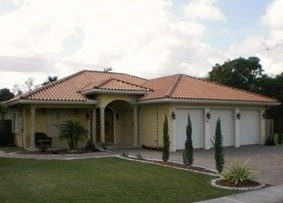 Altusa Clay Tile Roof