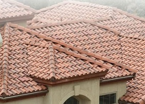 Concrete Tile Roof - Not Clay