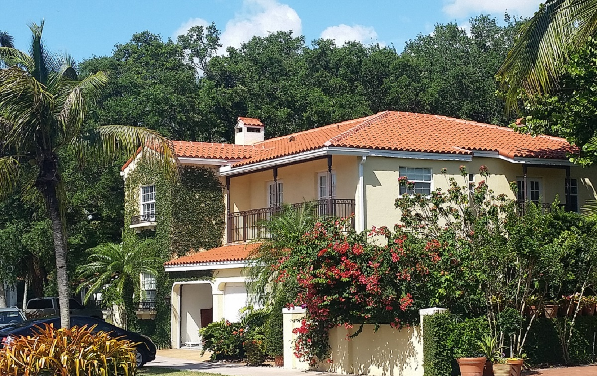 Clay Tile Roofing in Miami