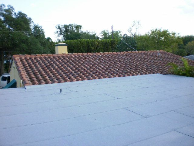 Flat Roofs in Miami