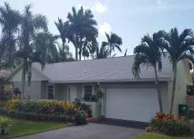 Shingle Roof in Miami Springs