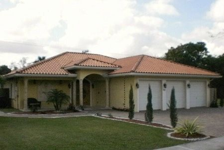 Clay Tile roofs in Miami