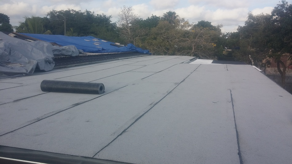 Flat Roofing Miami Springs Insulated Flat Roofs Roofer